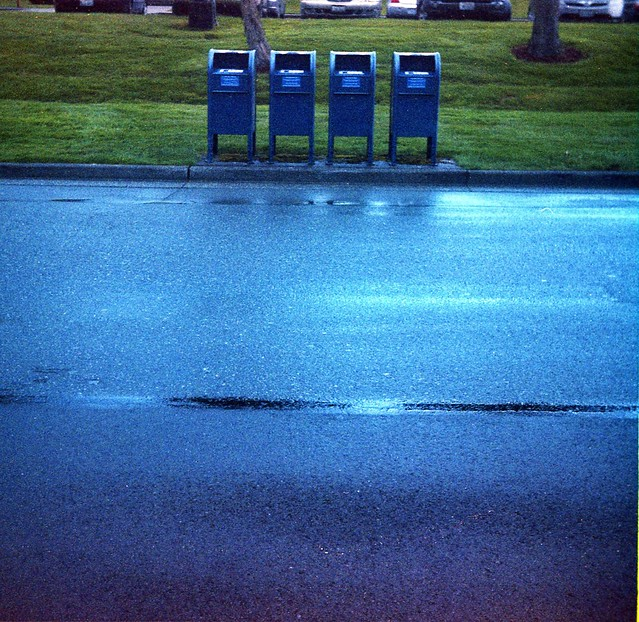 Day 119/365 - Instamatic Mail