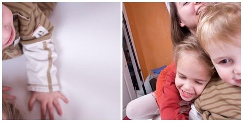 Outtakes for 52 Weeks, My Kids and Me (Week 1)