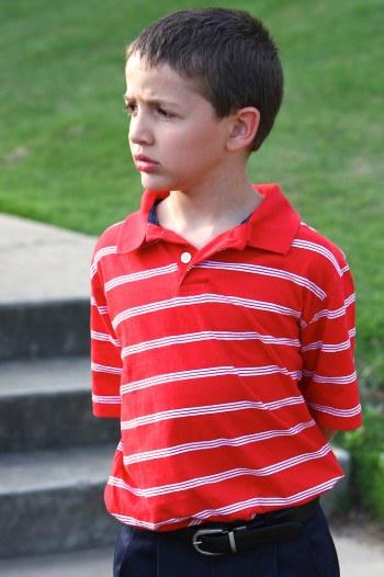My cousin Wyatt