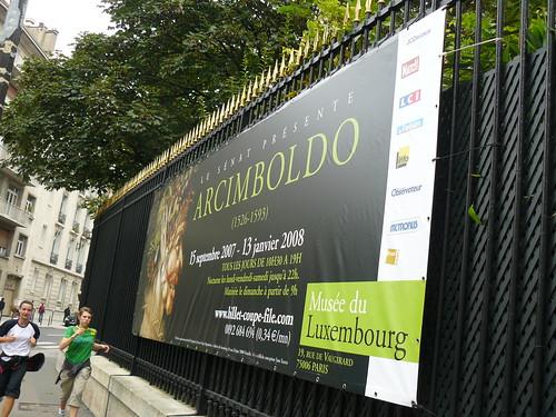 Arcimboldo poster