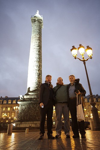 Doc Searls, Christian Lindholm, Dave Sifry