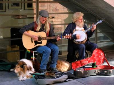street minstrals