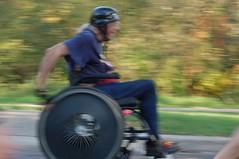 Wheelchair runner