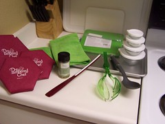 Pampered Chef goodies