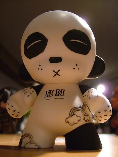 Hello Nekko - Mini Munny