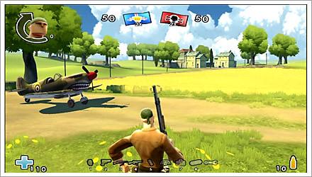 Battlefield heroes games screenshots