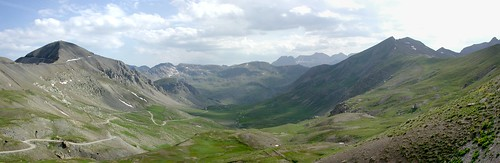 Col de la Bonnette 2800m