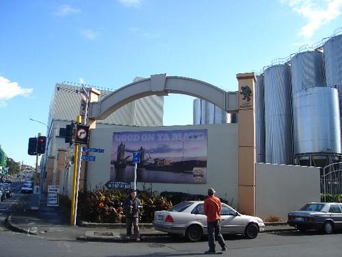 Lion Brewery, Khyber Pass, Auckland
