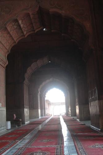 Old Delhi_迦瑪清真寺(Jama Masjid)1-33