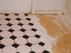 The first few tiles