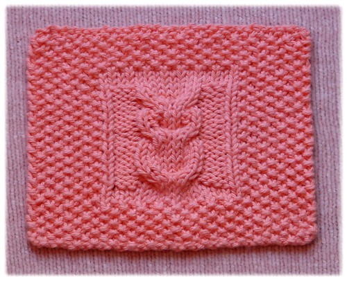 * Look Natalie - someone else loves seed stitch!  :)  It looks terrific, doesnt it?!