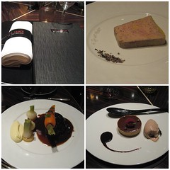 Prix Fix lunch at la Table