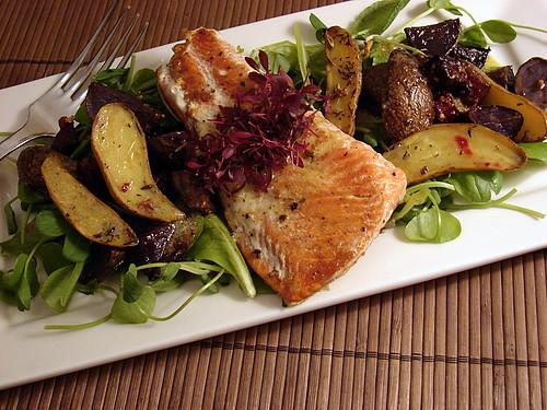 Dinner:  January 30, 2008