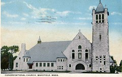 Congregational Church - Wakefield, MA