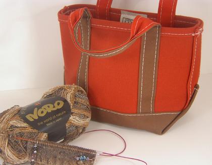 noro sock & bag
