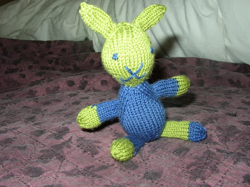 bunny done