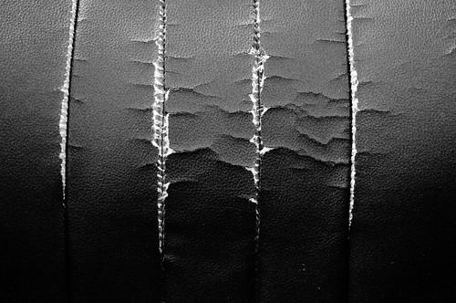 54/365 (Undone Stitching)