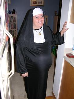 Pregnant Nun