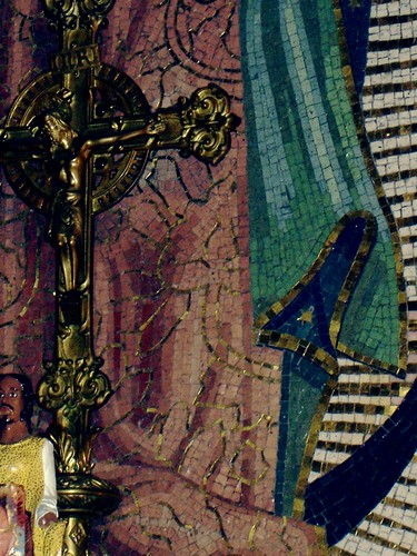 Our Lady of Guadalupe - detail