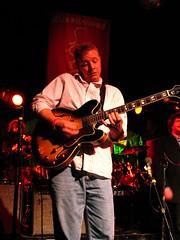Bob Olson at the Tony Tribute