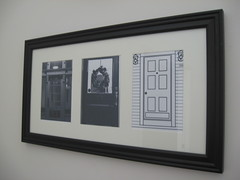 framed doors