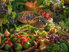 Frutta e verdura alla Fiera di Ottone por fede0253