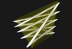 Side Trefoil Tetra