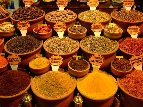 Gewürze Ägyptischer Bazar by marfis75