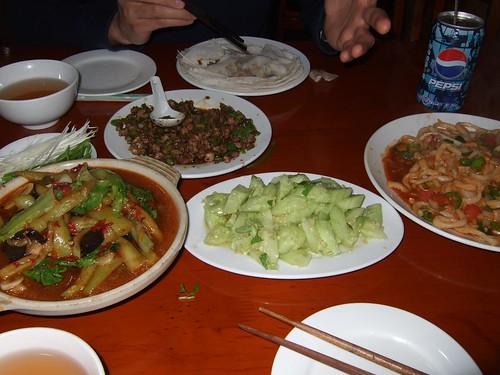 Uyghur food