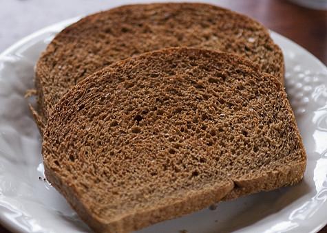 Anadama Toast