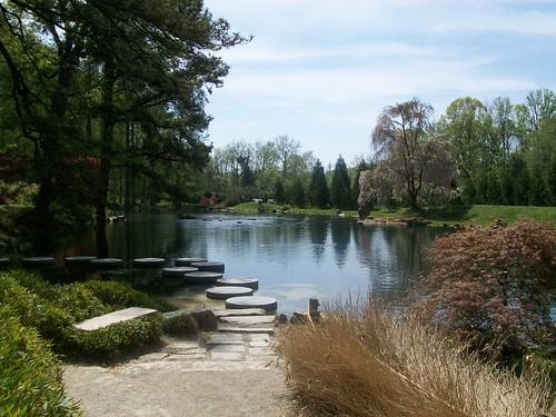 Maymont Pond