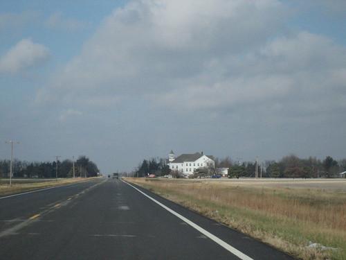 Wedding Chapel on the Kansas prairie