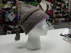 January Intermediate Hat