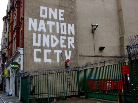 Latest Banksy piece