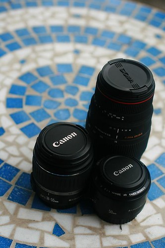 Lens lust