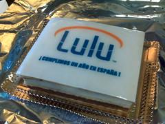 Tarta de Lulu.com