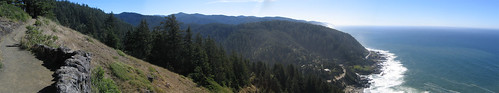Day 08 - Cape Perpetua Panorama