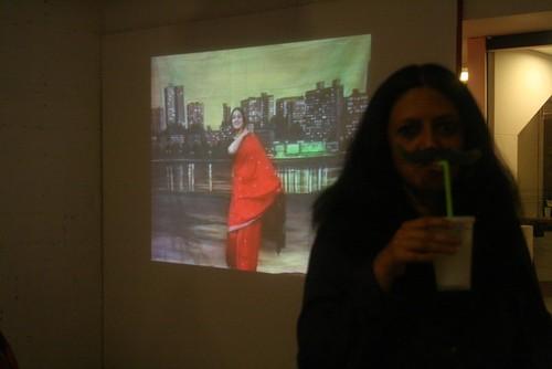 Pushpamala N and her work