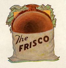 The Frisco Hamburger