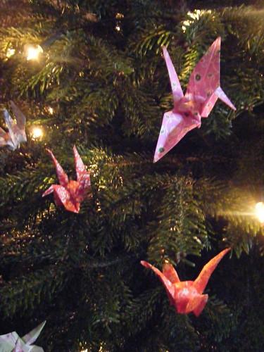 Crane Decorations