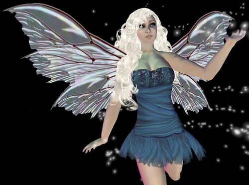 Fancy Fairy Dew Petal I