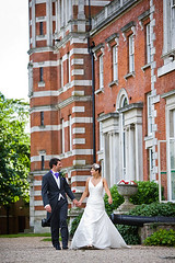 Theobalds Park wedding venue, near Chesnut