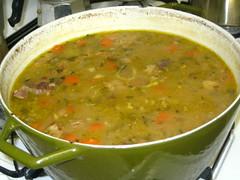 Fine WInter Soup