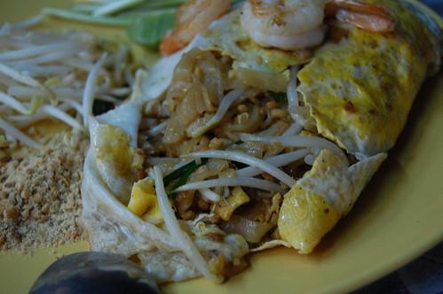 Pad Thai Innards