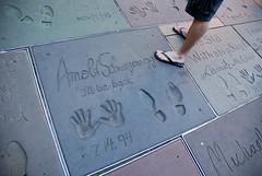 LA - Footprints