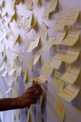Grouping Stickie Notes