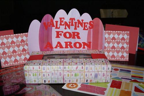 Valentine's Mailbox 1