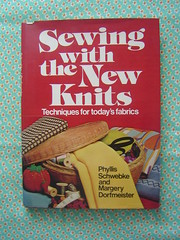 Sewing with the New Knits
