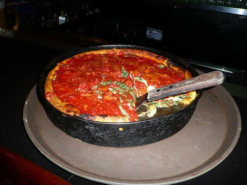 Deep dish goodness