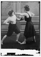 Women boxing. Why?